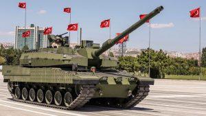 TSK Envanterinde Bulunan Tanklar