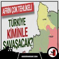 """YPG, Afrin Operasyonu İçin ABD'den """"Tünel Kazıcı"""" Sipariş Etmiş"""