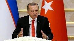 cumhurbaskani erdogan turkiye ozbekistan is forumu konusmasi