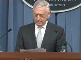 ABD Suriye'nin Başkenti Şam'ı Vurmaya Başladı!