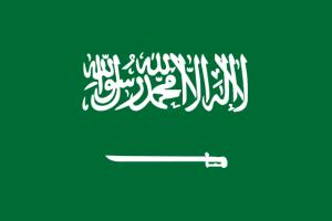 suudi arabistan bayragi