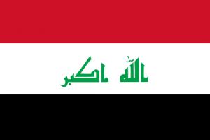 irak bayragi