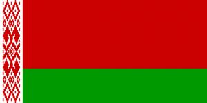 beyaz rusya belarus bayragi