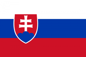 slovakya bayragi