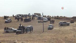 TSK ve MSO(ÖSO) Münbiç Sınırında Hazır Bekliyor