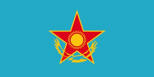 Kazakistan ordusu