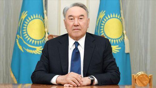 Nur sultan Nazarbayev